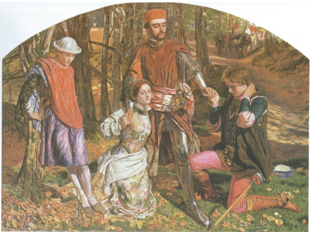 1 Pre-Raphaelites at Knole.001
