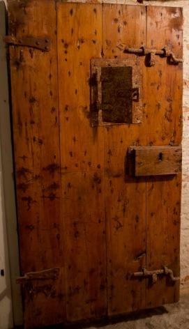 Prison door six poor travellers rochester geoff rambler