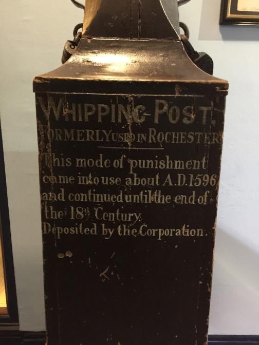 rochester whipping post text geoof rambler