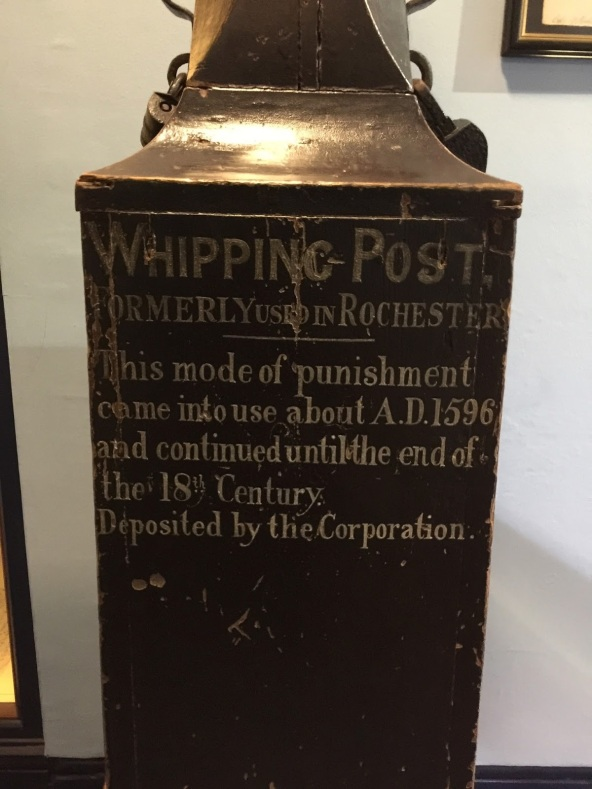 rochester whipping post text geoof rambler
