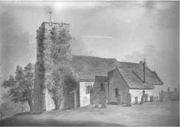 St Margaret Church Rochester