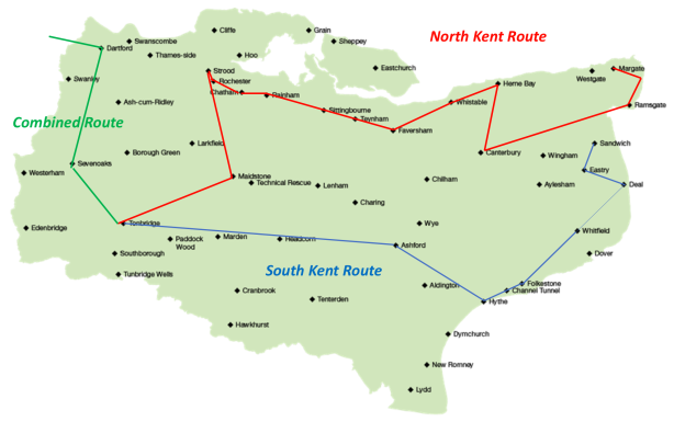 Suffrage Route