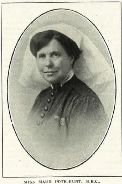 Maud Pote Hunt image