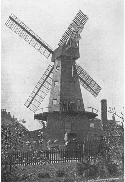 Glover's windmill