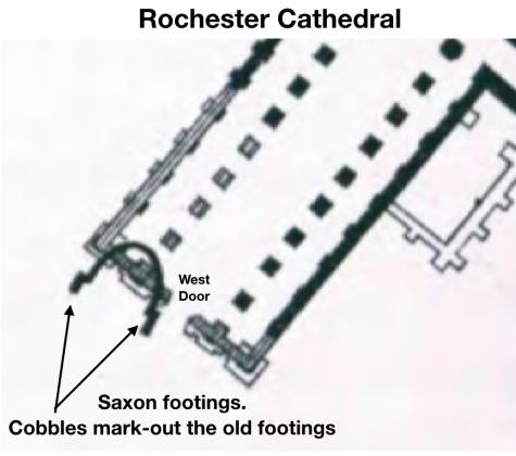 Saxon Footings