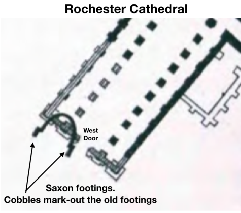 Saxon Footings