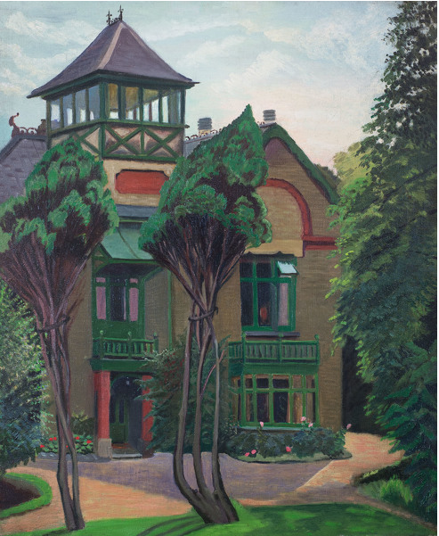Cedars Dunbar 1924 1946