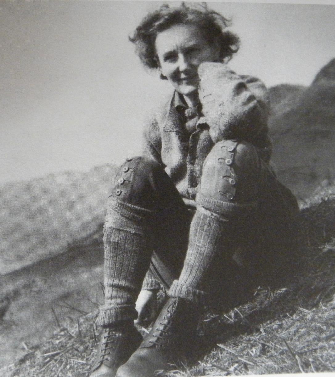 Eve Dunbar walker