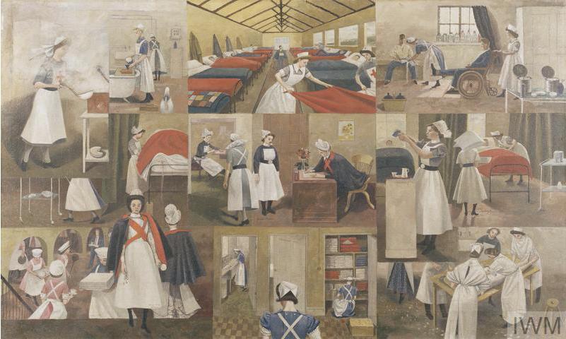 London Hospital St Thomas 1942
