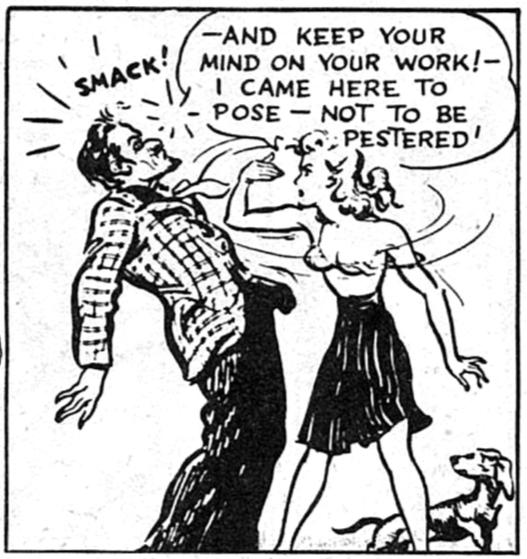 Jane Cartoon 2