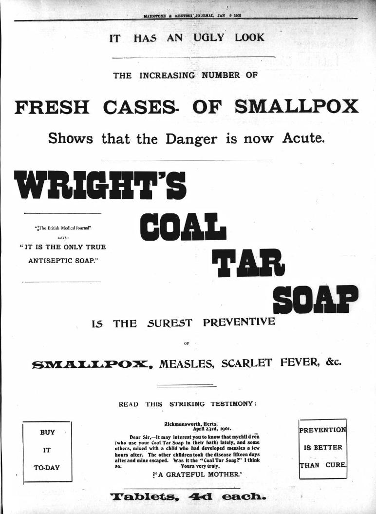Coal Tar Soap