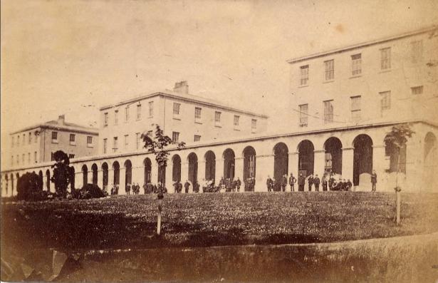 Melville Hospital