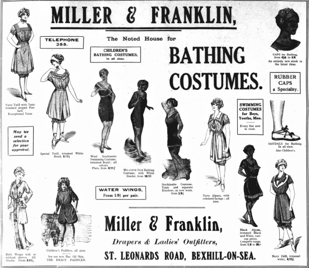 Bathing Costumes