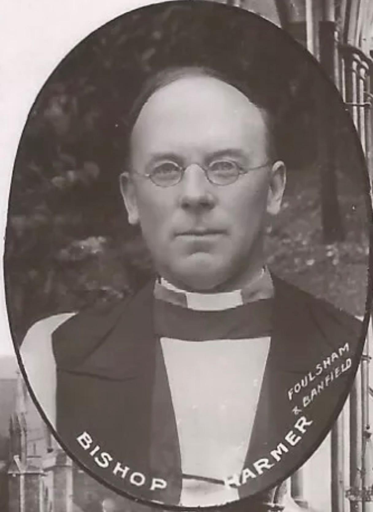 Bishop Harmer