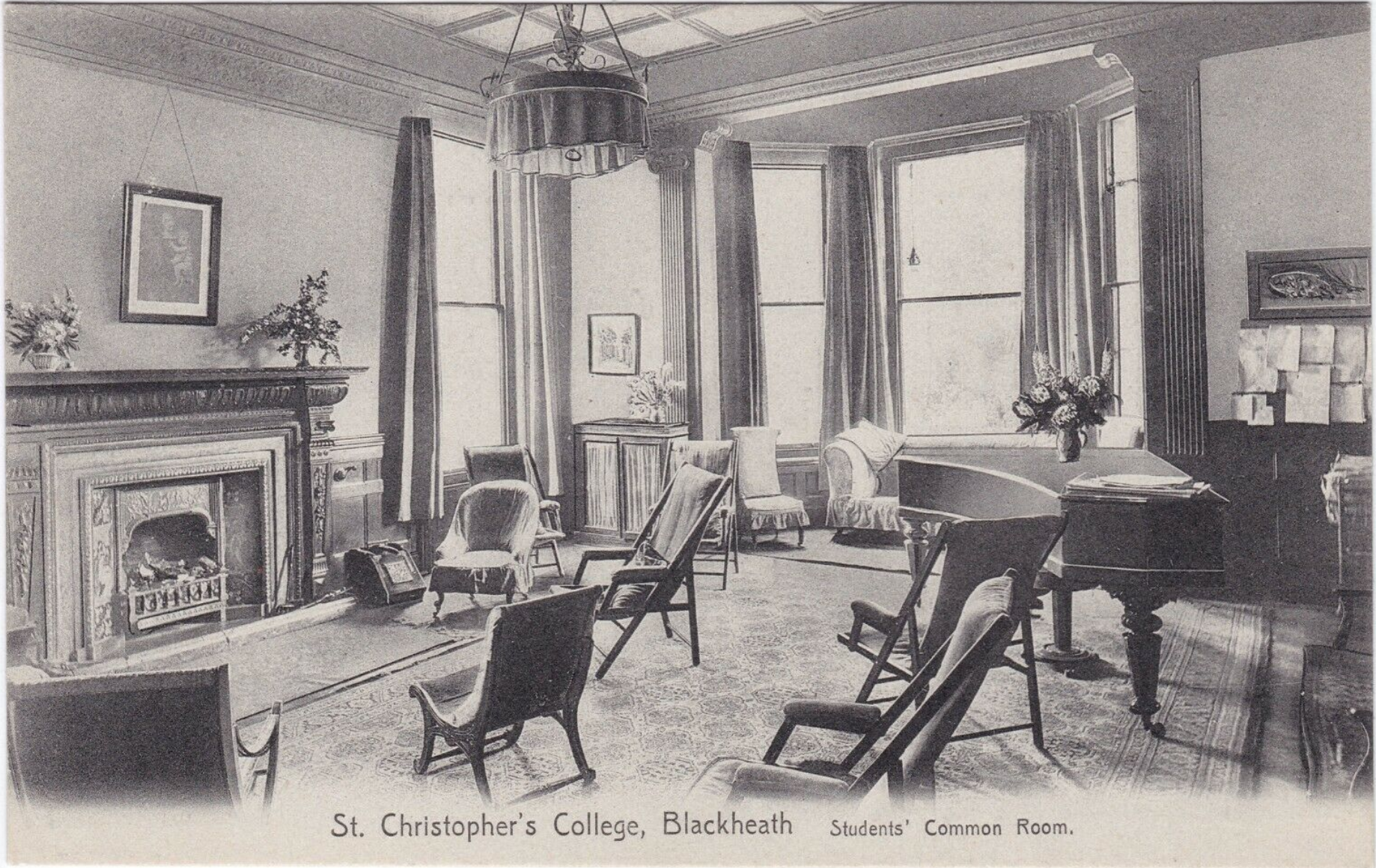 St Christopher lounge