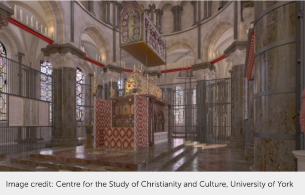 Becket's Shrine