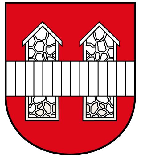 Represenation of bridge on Innsbruck Coat of Arms