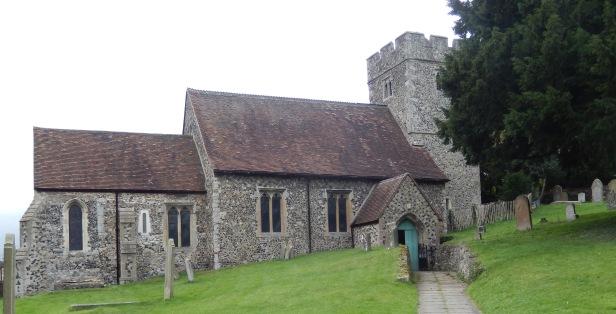 Cuxton Church